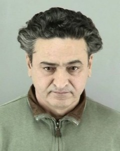 Syed Muzzafar. Photo: San Francisco Police