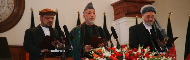 Fahim, Karzai and Khalili: The Unholy Trinity of Afghan Corruption