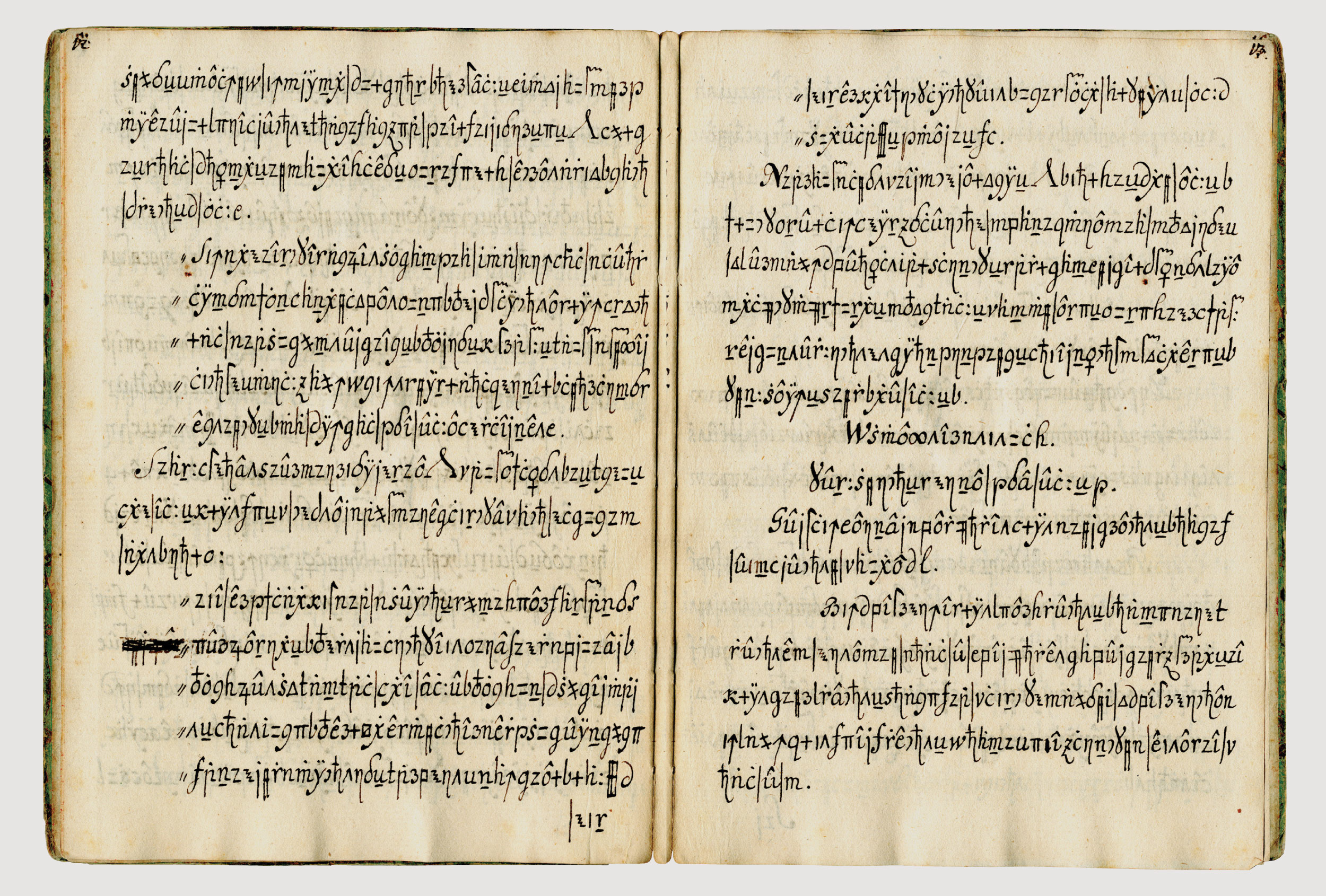 How Machine Translation Helped Discover A Secret Society