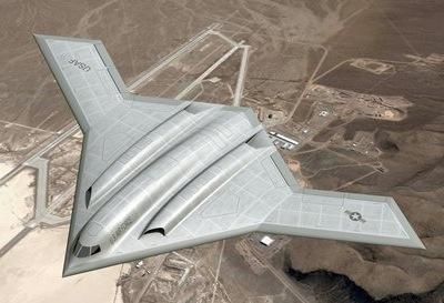 Next-Gen Bomber (http://www.wired.com)