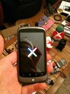 google phone nexus one htc