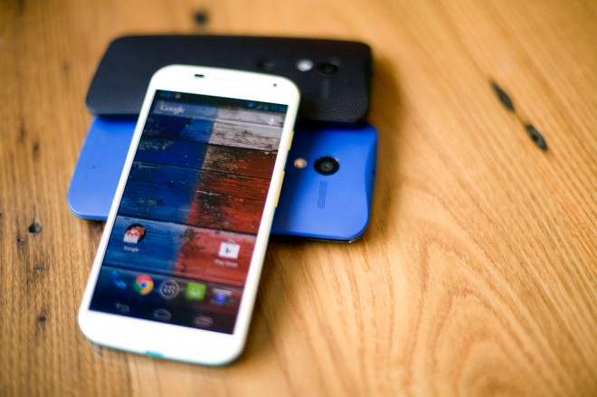 How the Moto X Stacks Up Against the Other Top Smartphones
