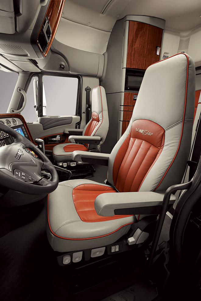 Custom Semi Trucks Sleeper Interiors