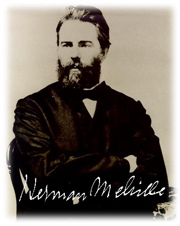 Herman Melville Daguerrotypie