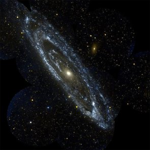 "Image result for 1924 – Edwin Hubble's discovery, that the Andromeda ""nebula"" is actually another island galaxy far outside of our own Milky Way, is first published in The New York Times."