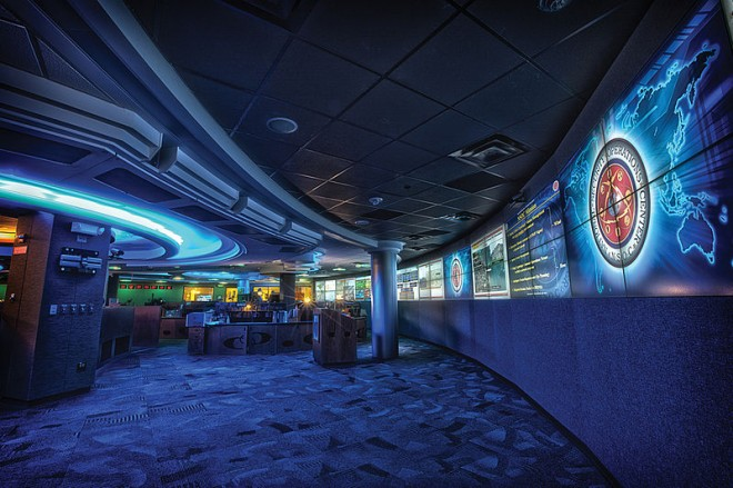 nsa operations center