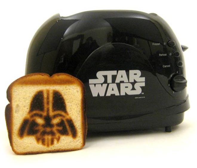 Luke...Sono il tuo tostapane EH?