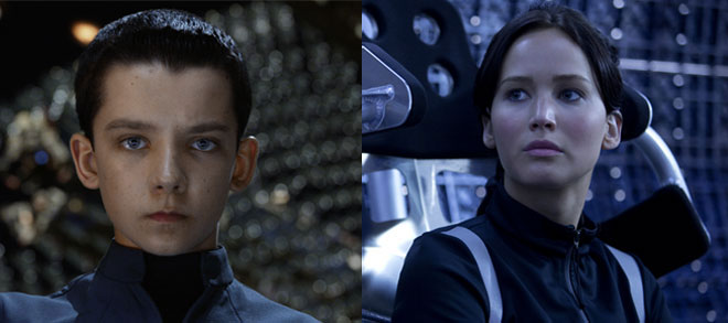 Ender Wiggen vs. Katniss Everdeen