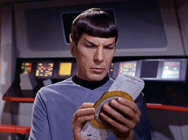 mobile spock