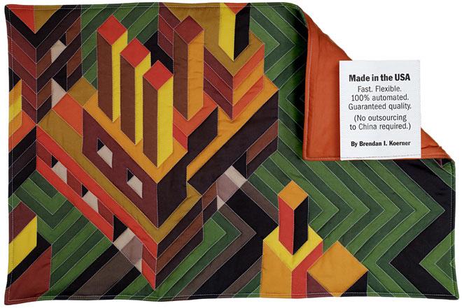 Quilt illustration: MWM Graphics