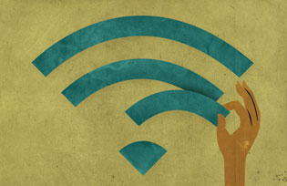 unsecure wifi, planit hardware, don clark, used cisco reseller, mobile security, best practices
