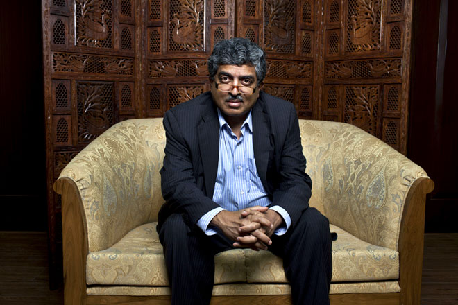 Getting the poor into the system is a huge benefit, says Nandan Nilekani.