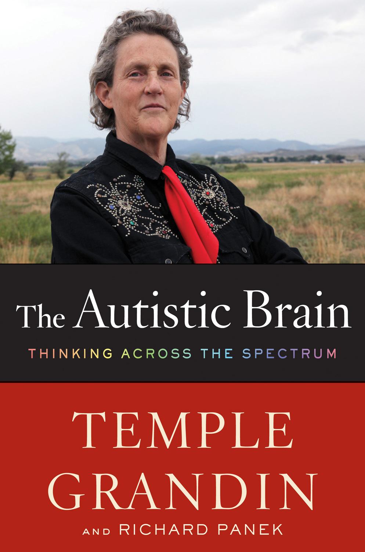 The Autistic Brain book cover
