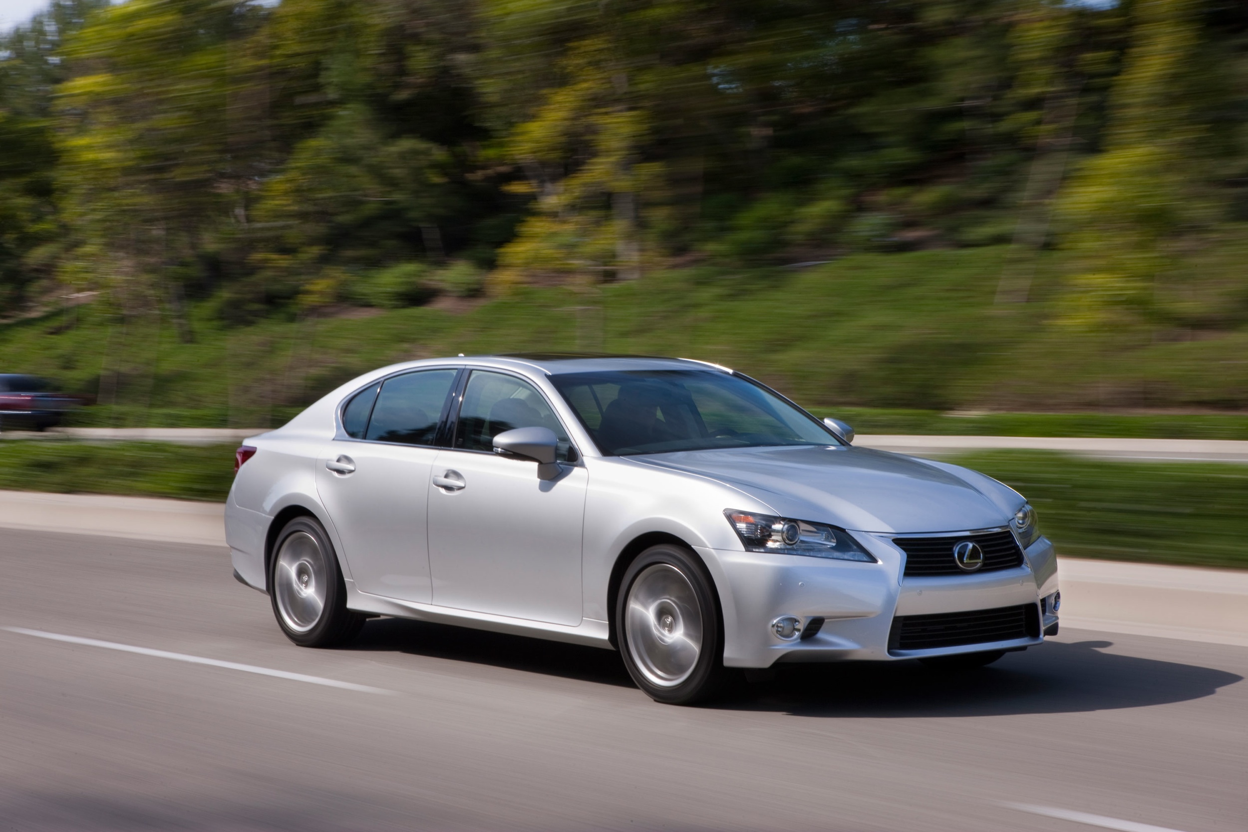 Review Lexus GS 350 AWD