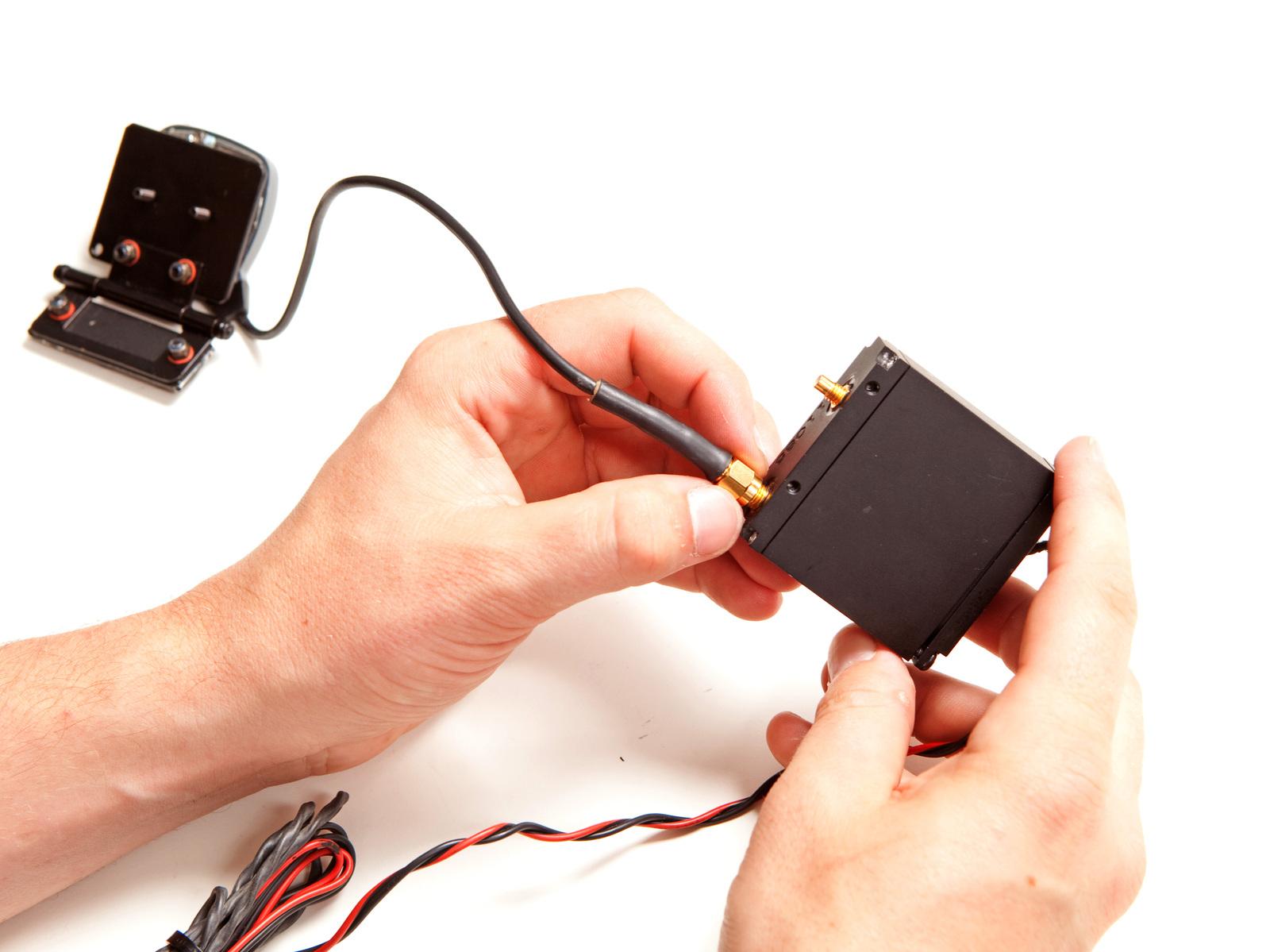 Step 3— Tracking Device Teardown