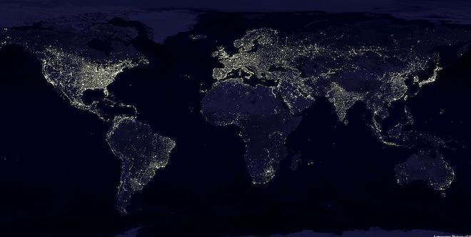 Humanity Hits 7 Billion