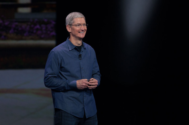 "Tim Cook Pens Op-Ed Opposing ""Religious Freedom"" Laws"