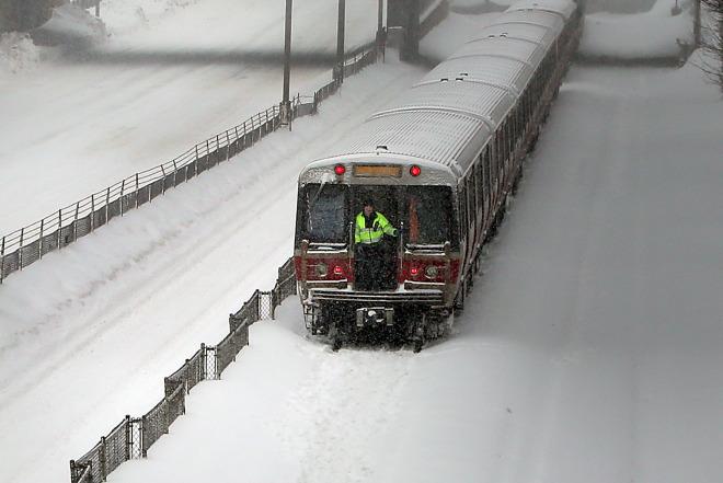 How Snow Can Cripple Boston's Subway Cars