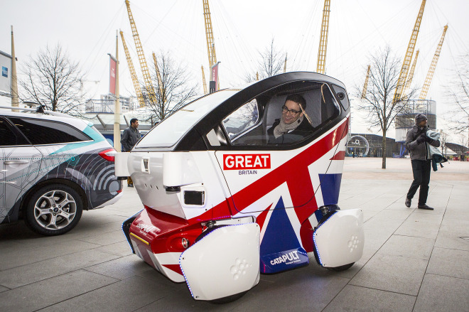 The UK Just Made Itself a Fantastic Place to Test Self-Driving Cars