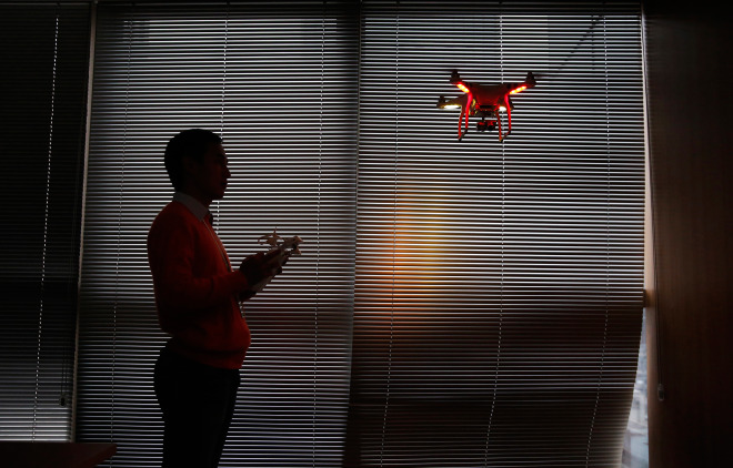 Why the US Government Is Terrified of Hobbyist Drones