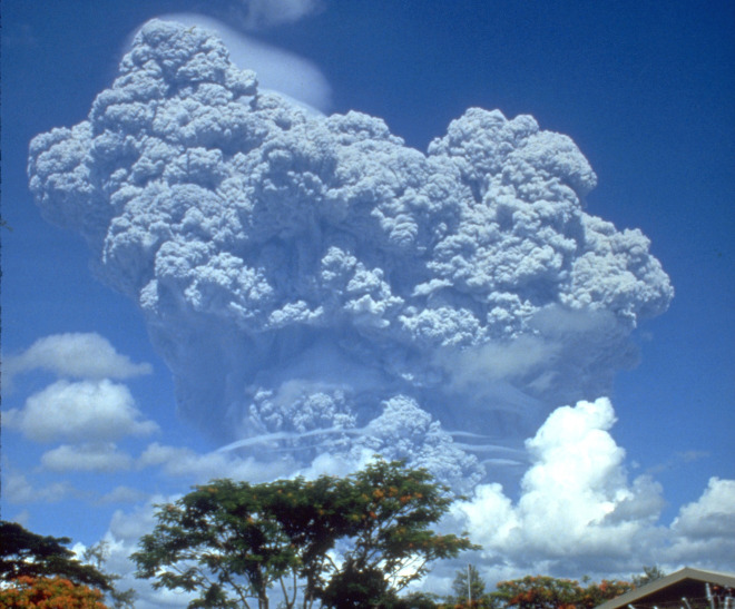 How a Uncommon Mineral Can Reduce the Climate Impact of an Eruption