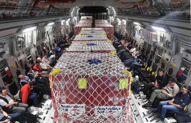 The Severe Challenges of Bringing Cyclone Relief to Vanuatu