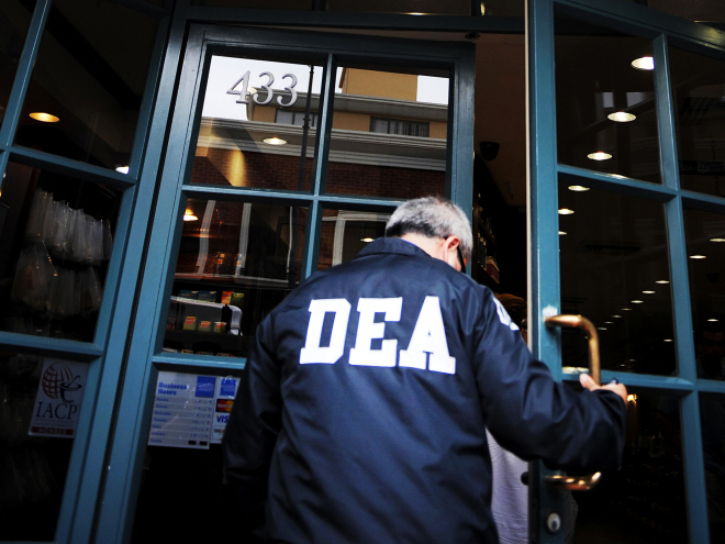DEA Agent Charged With Acting As A Paid Mole for Silk Road