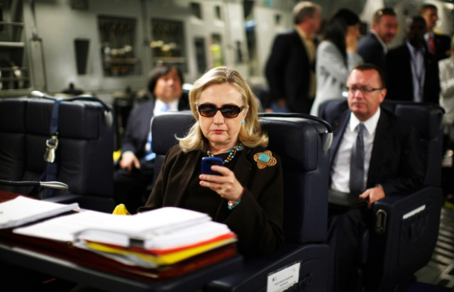 Hillary Clinton Says Her Email Was Secure; She Can't Know