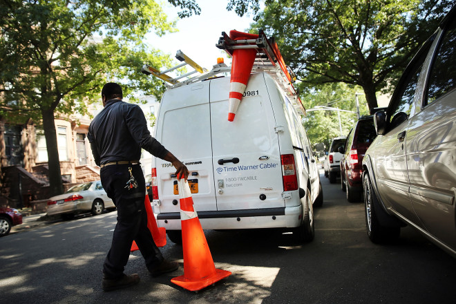 Comcast Drops Bid for Time Warner Cable