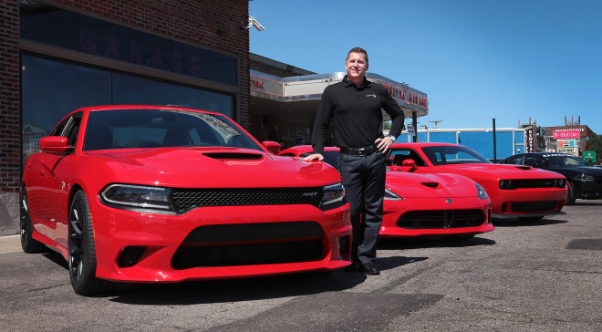 Dodge: The Muscle Car Is Here to Stay, Thanks Very Much