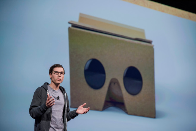 The Inside Story of Google's Bizarre Plunge Into VR