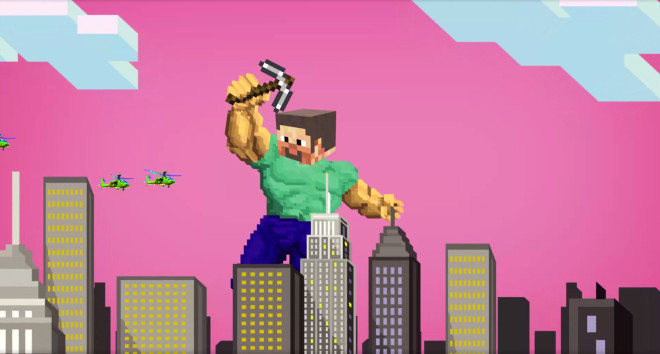 How Big is Minecraft? Really, Really, Really Big