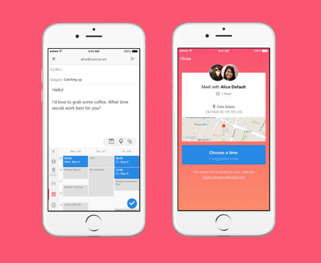 Nifty Calendar App Turns Your Phone Into a Split Screen