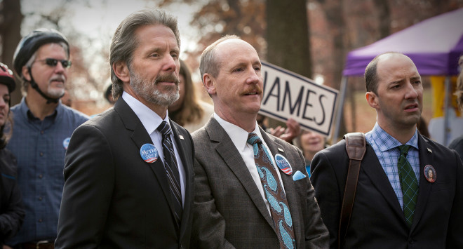 Veep GIF and a Graf: Mike Just Discovered Apps