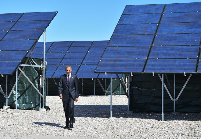 Clean Tech Makes a Comeback as White House Funnels Billions