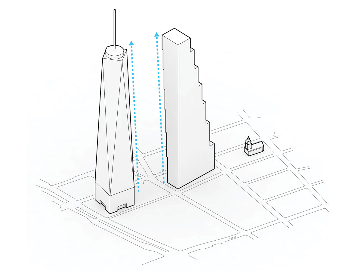 Revealed The Inside Story Of The Last Wtc Tower S Design