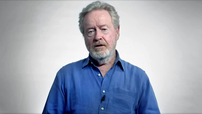 Ridley Scott Likes Alien as Much as You Do