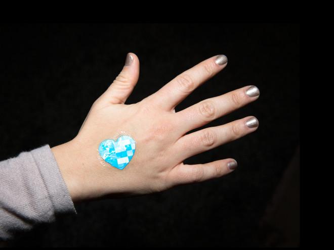 How L'Oreal Built a UV-Measuring Temporary Tattoo