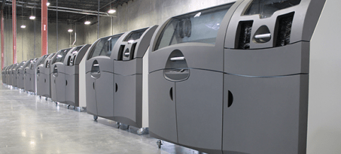 Whiteclouds's line of 3D printers.