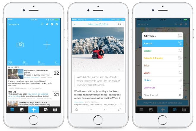 Day One Makes Keeping a Journal Delightfully Easy