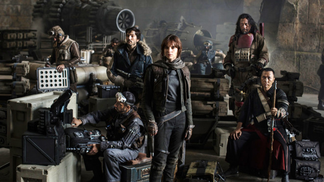 This Behind-the-Scenes Rogue One Footage Will Give You A New Hope