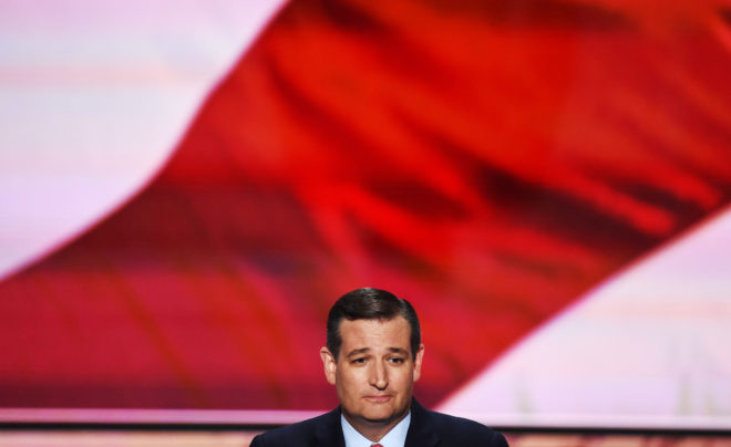 How Poker Theory Explains Ted Cruz's Convention Speech