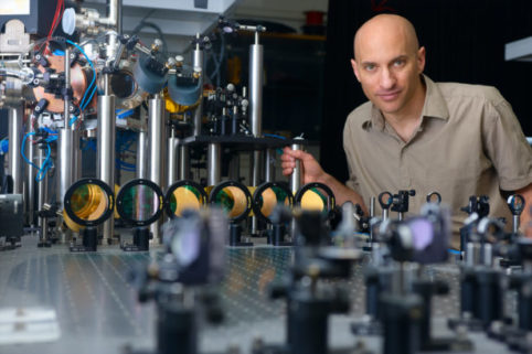 Jeff Steinhauer, a physicist at the Technion in Haifa, Israel, claims to have detected the acoustic analogue of Hawking radiation in a sonic black hole.
