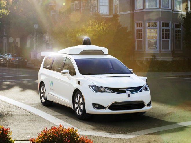 Google's Finally Offering Rides in Its Self-Driving Minivans