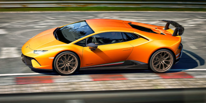 Meet the Lamborghini Huracàn That Crushed the World's Toughest Track