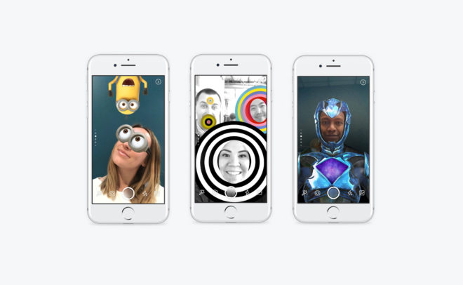 Facebook Camera Means Snapping Is Officially the Future