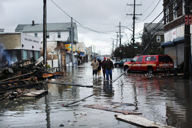 The Great Lie of American Flood Risk