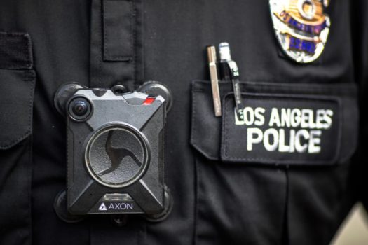 Security News This Week: Taser Bets Big on the Surveillance State