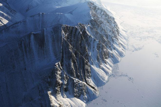 Stunning Aerials From NASA's Surveys of the Arctic