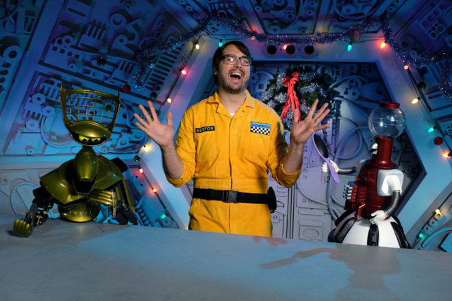 Fear Not, Superfans: Netflix's Mystery Science Theater 3000 Reboot Nails It